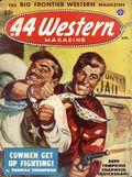 44 Western Magazine (1937-1954 Popular Publications) Pulp Vol. 24 #1