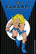 DC Archive Editions Kamandi HC (2005-2007 DC) 1-1ST