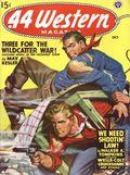 44 Western Magazine (1937-1954 Popular Publications) Pulp Vol. 18 #4