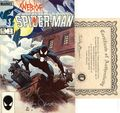Web of Spider-Man (1985 1st Series) 1DF.SIGNED