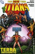New Teen Titans Terra Incognito TPB (2006 DC) 1-1ST
