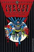 DC Archive Editions Justice League of America HC (1990-2012 DC) 1-REP