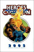 Heroes Convention Program Book Charlotte (1992) 2005