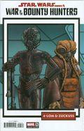 Star Wars War of the Bounty Hunters (2021 Marvel) 5C