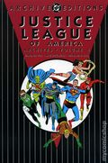 DC Archive Editions Justice League of America HC (1990-2012 DC) 4-1ST
