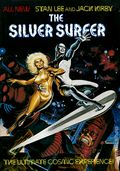 Silver Surfer HC (1978 Fireside) The Ultimate Cosmic Experience 1-REP