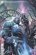 Batman Secret Files Peacekeeper-01 (2021 DC) 1B