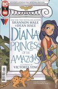 Diana Princess of the Amazons Wonder Woman Day Special Edition (2021 DC) 1