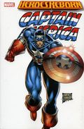 Heroes Reborn Captain America TPB (2006 Marvel) 1st Edition 1-1ST