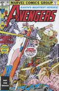 Avengers (1963 1st Series) Marvel Legends Reprint 195