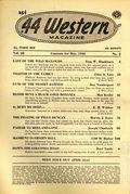 44 Western Magazine (1937-1954 Popular Publications) Pulp Vol. 20 #3