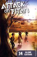 Attack on Titan GN (2012- Kodansha Digest) 34-1ST