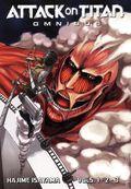 Attack On Titan Omnibus TPB (2021 Kodansha) 1-1ST