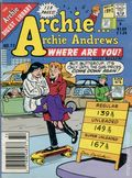 Archie Andrews, Where are You? Digest (1981) Canadian Edition 72