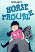 Horse Trouble GN (2021 First Second Books) 1-1ST