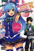 Konosuba SC (2017- A Yen On Light Novel) God's Blessing on This Wonderful World 15-1ST