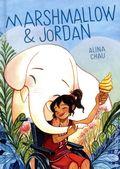 Marshmellow and Jordan HC (2021 First Second Books) 1-1ST