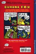 Banana Fox and the Book-Eating Robot GN (2021 Scholastic) 1-1ST