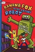 Banana Fox and the Book-Eating Robot HC (2021 Scholastic) 1-1ST