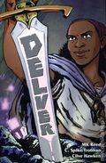 Delver TPB (2021 Dark Horse) 1-1ST
