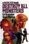 Destroy All Monsters HC (2021 Image) A Reckless Book 1-1ST