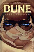 Dune House Atreides HC (2021 Boom Studios) 2-1ST