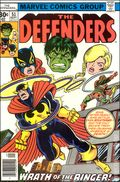 Defenders (1972 1st Series) Mark Jewelers 51MJ