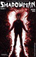 Shadowman TPB (2021 Valiant) By Cullen Bunn 1-1ST