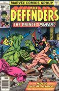 Defenders (1972 1st Series) Mark Jewelers 52MJ