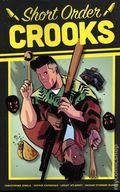 Short Order Crooks GN (2021 Oni Press) 1-1ST