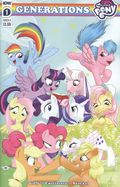 My Little Pony Generations (2021 IDW) 1A