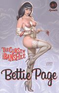 Bettie Page and the Curse of the Banshee (2021 Dynamite) 5B