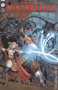 Dungeons and Dragons Mindbreaker (2021 IDW) 1A