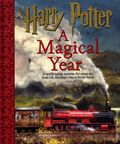 Harry Potter A Magical Year HC (2021 Scholastic) The Illustrations of Jim Kay 1-1ST