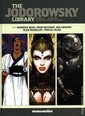 Jodorowsky Library HC (2021 Humanoids) 1-1ST