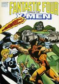 Fantastic Four vs. X-Men TPB (1990 Marvel) 1-1ST