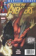 Marvel Heroes Flip Magazine (2005) 4