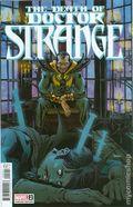 Death Of Doctor Strange (2021 Marvel) 2B