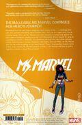 Ms. Marvel Something New TPB (2021 Marvel) 1-1ST