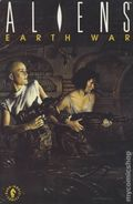 Aliens Earth War TPB (1991 Dark Horse) 1-1ST