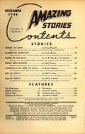 Amazing Stories (1926-Present Experimenter) Pulp Vol. 12 #7