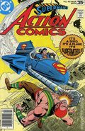 Action Comics (1938 DC) 481SURVEY
