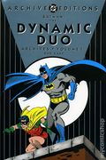 DC Archive Editions Batman the Dynamic Duo HC (2003-2006 DC) 1-1ST