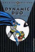 DC Archive Editions Batman the Dynamic Duo HC (2003-2006 DC) 2-1ST