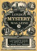 London Mystery Magazine (1949-1957 Ziff Davis Publishing) Digest 20