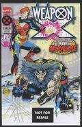 Weapon X (1995 1st Series) Marvel Legends Reprint 1