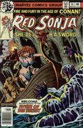 Red Sonja (1977 1st Series) Mark Jewelers 14MJ