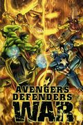 Avengers/Defenders War TPB (2002 Marvel) 1st Edition 1-1ST