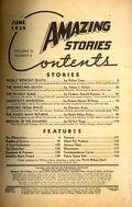 Amazing Stories (1926-Present Experimenter) Pulp Vol. 13 #6