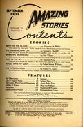 Amazing Stories (1926-Present Experimenter) Pulp Vol. 13 #9